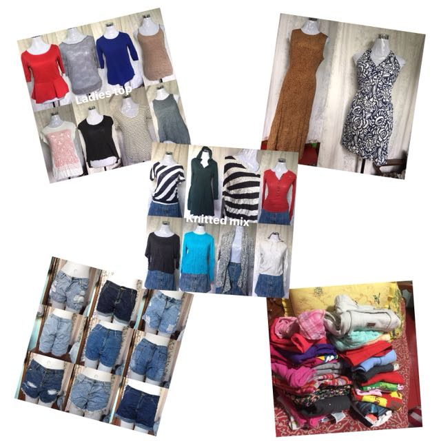 Supplier of Ukay Clothes
