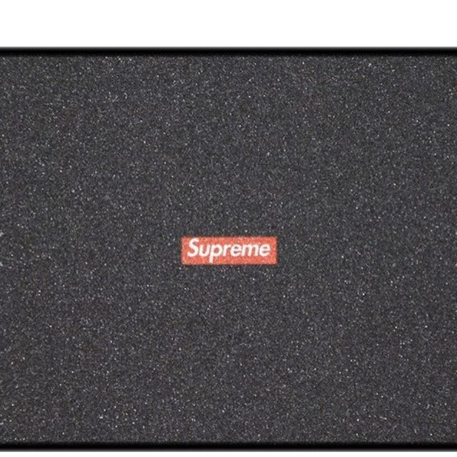 Supreme Gonz Ramm Skateboard Deck Red Supream World Famous Box