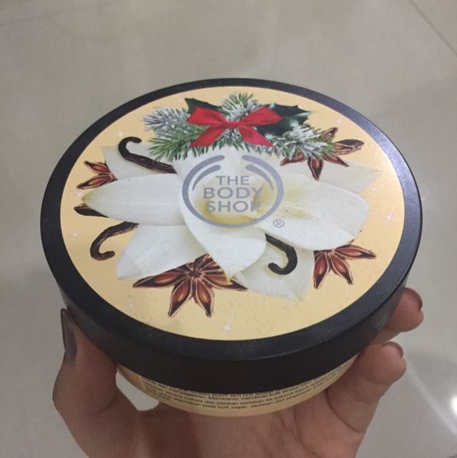 The Body Shop Body Butter Vanilla Chai