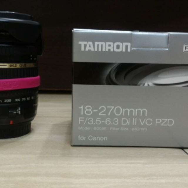 TMARON 18-270mm For Canon