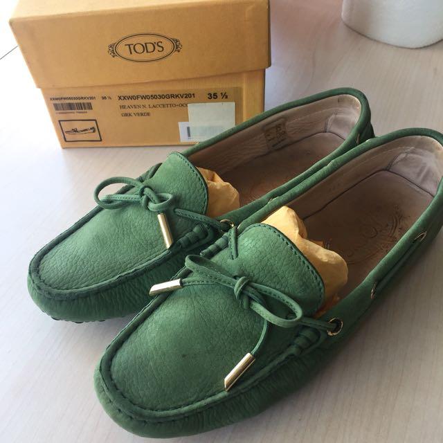 Tod's 女款豆豆鞋