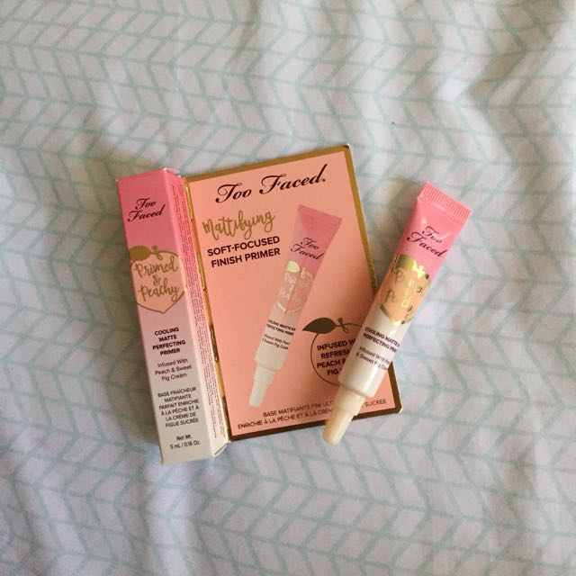 Too Faced Mattifying Primer