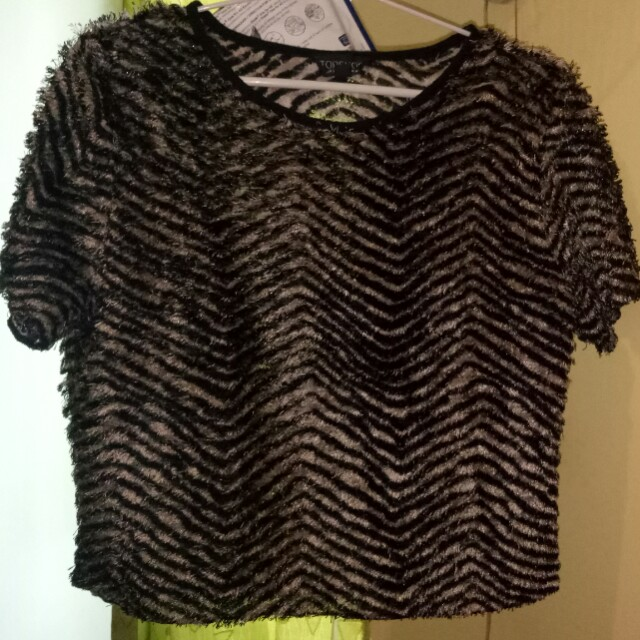 Topshop crop preloved