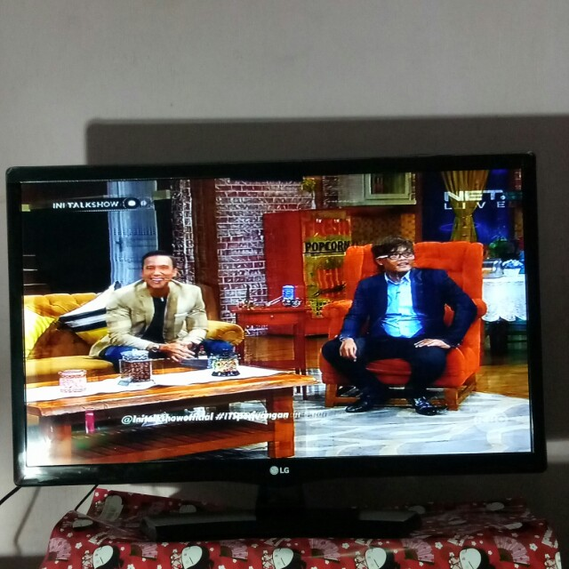 TV Led LG 24 inch (24MT48AF-PT) full hd. Masih mulus / jual cepat, Electronics, TVs & Entertainment Systems on Carousell