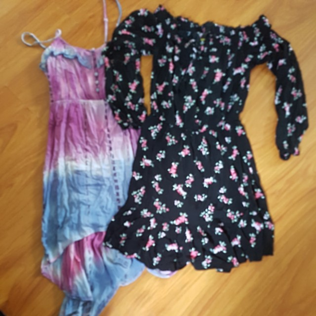 Two dresses Size 10 #under15