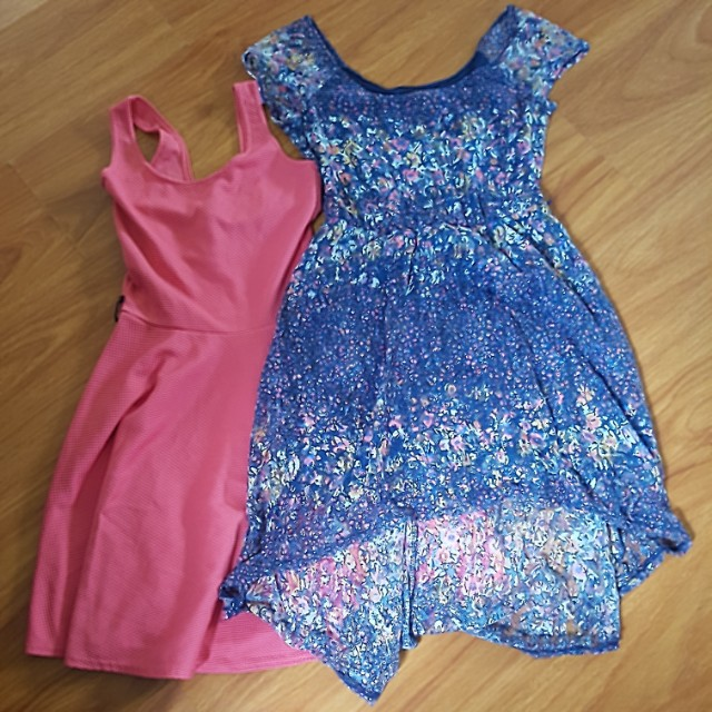 Two dresses size 8 #under15