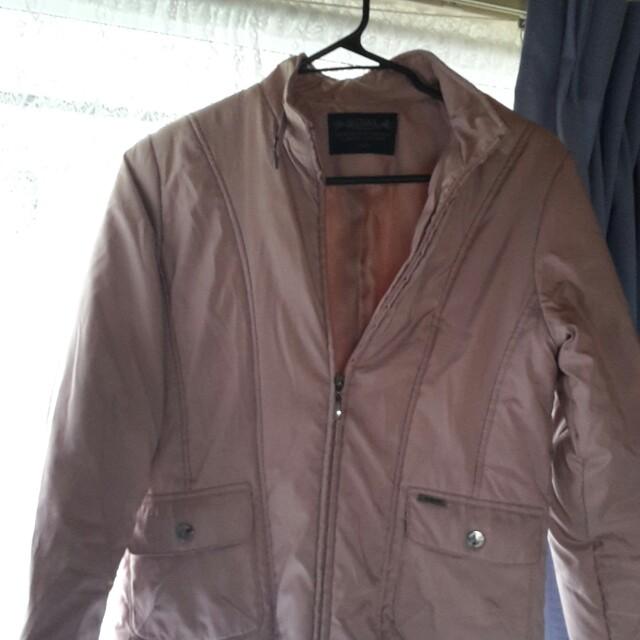 Von dutch pink jacket