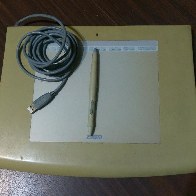 WACOM Intuos 1 繪圖板 手寫版 手繪板