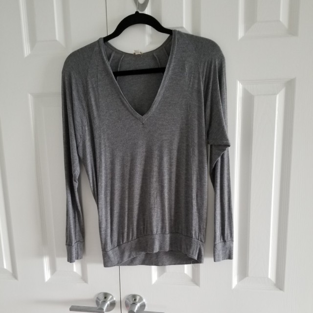 Aritzia Wilfred Batwinged Shirt XXSmall