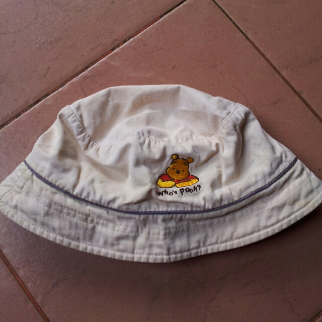 b5109482641 Winnie The Pooh Buckethat For Kids