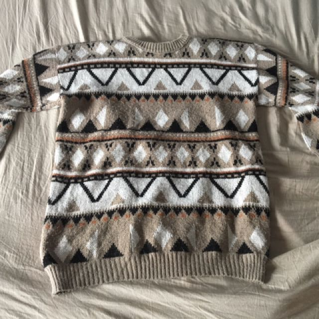 Woollen jersey
