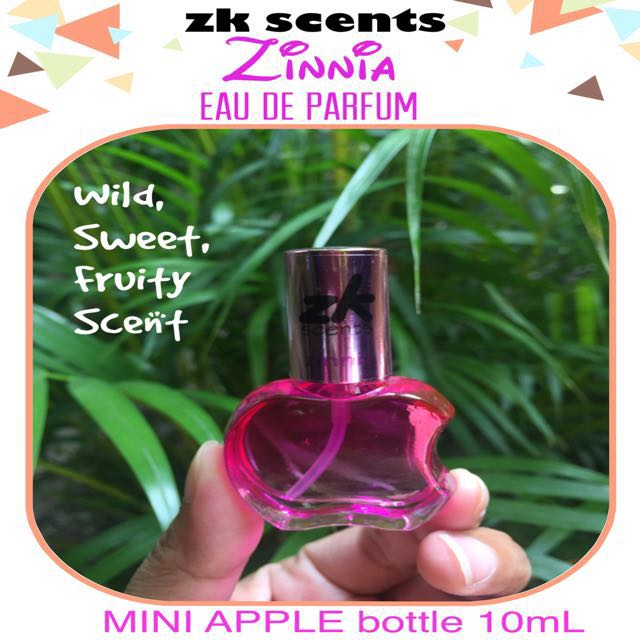 ZINNIA eau de parfum 10mL