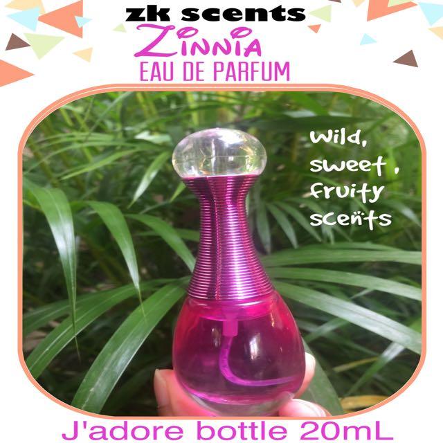 ZINNIA eau de parfum 20mL