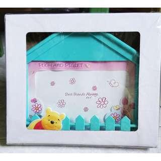 [BRAND NEW] Disney Winnie the Pooh & Piglet Photo Frame