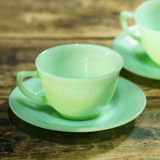 Fire king coffee cup mug jane ray 咖啡杯 杯