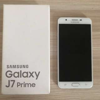 Preowned Samsung Galaxy J7 Prime - Rose Pink