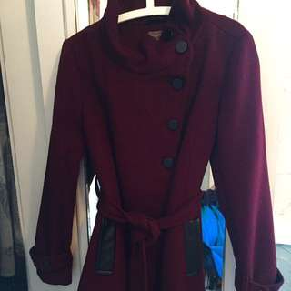 Brand New Thyme Maternity Coat Size M