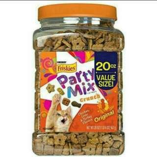 Cat Friskies Party Mix Treats 567g