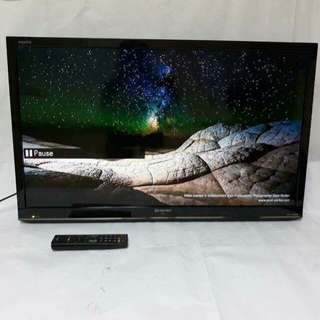 "SHARP 32"" led tv"