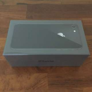 Sealed IPhone 8 64GB Space Grey
