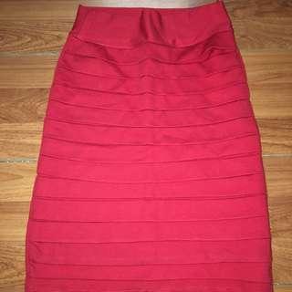 rok span merah