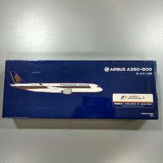 SIA Aircraft model