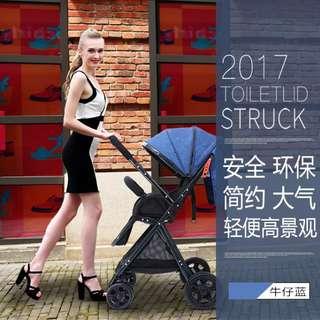 Coballe 2way Adjustable Baby Stroller