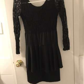 Lace Dress For Casual Occasion