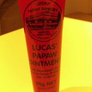 澳洲木瓜霜 LUCAS PAPAW OINTMENT