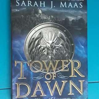 Tower of Dawn (HB) by Sarah J Maas