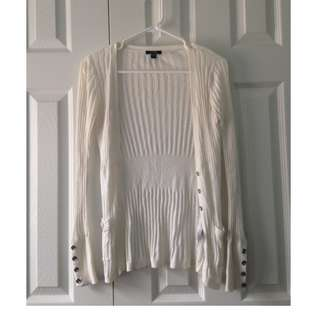 Jacob Off-white Cardigan