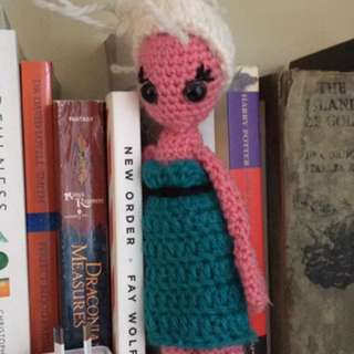 Crochet Doll Made to order