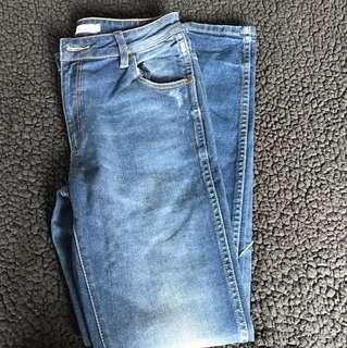 Wrangler size 11 jeans