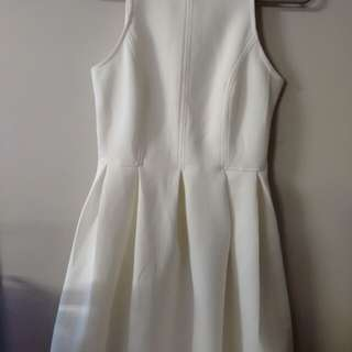 Chicabooti cream dress-8