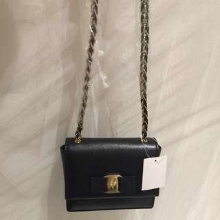 Salvatore Ferragamo Mini Ginny Bag
