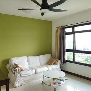 ONE bedroom  Studio Unit 700 Sq Ft for rental @Blk 441B Clementi Tower at Avenue 3