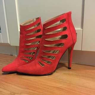 Red Heels (Size 36)