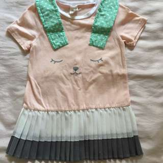 Made in Korea - baby girl dress