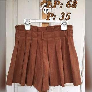 Skort Rok celana