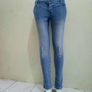 Celana jeans#cintadiskon