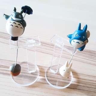 Totoro figurine