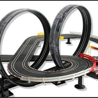 Car slot racing