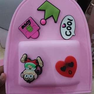 Tas anak pink