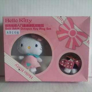 Octopus Hello Kitty 銷售版成人八達通