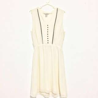 H&M Casual Chiffon Dress