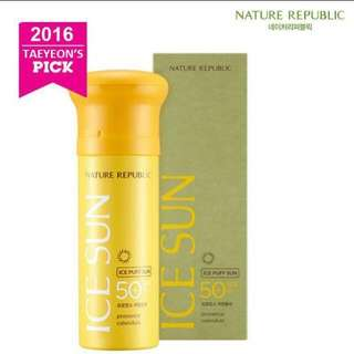 Natural Republic Sun Spray