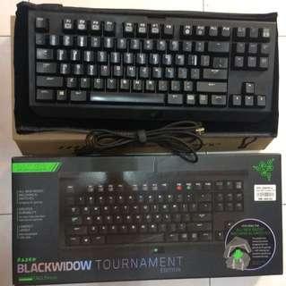 Keyboard Razer Blackwidow Tournament Edition