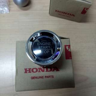 Honda VEZEL RS Version Original Engine Start Button