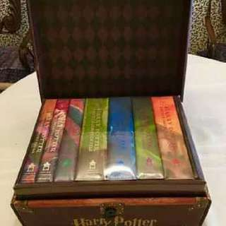 NEW: Harry Potter Set with Trunk