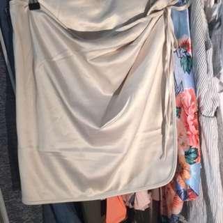 Silky Bardot Skirt